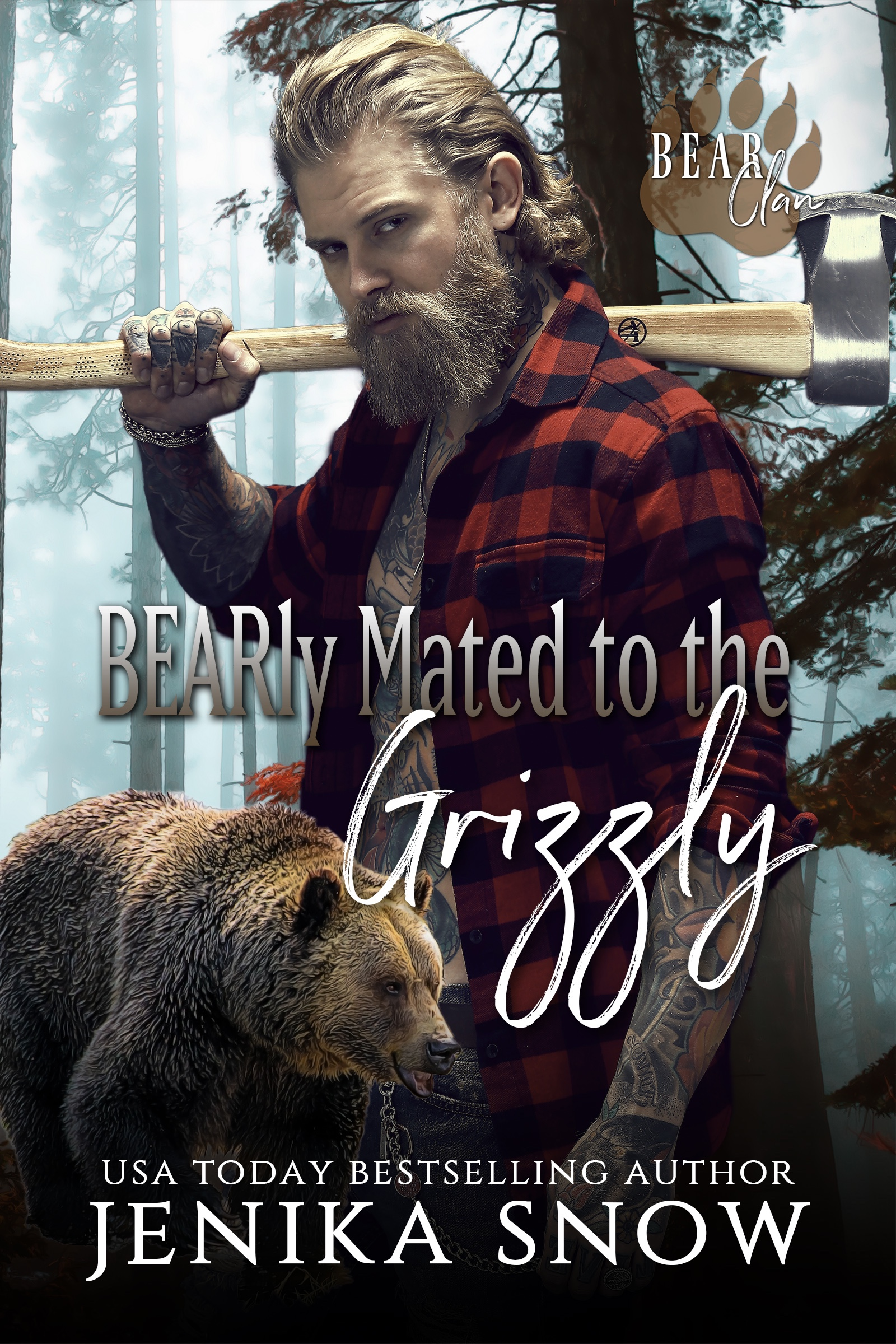 BEARly Mated To The Grizzly eBook