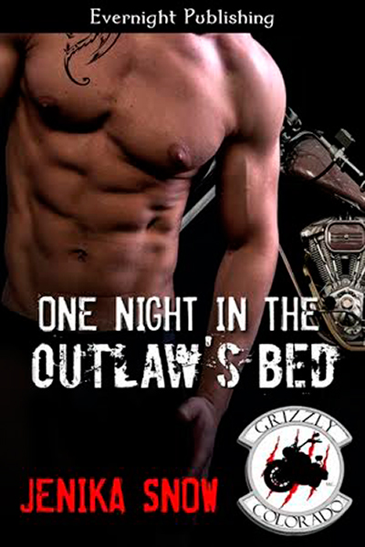 One Night in the Outlaw's Bed
