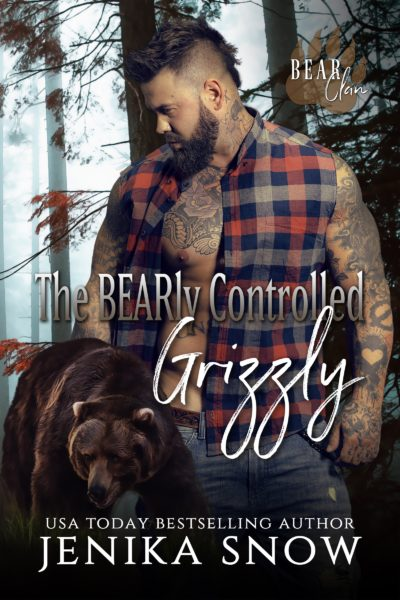 The BEARly Controlled Grizzly eBook