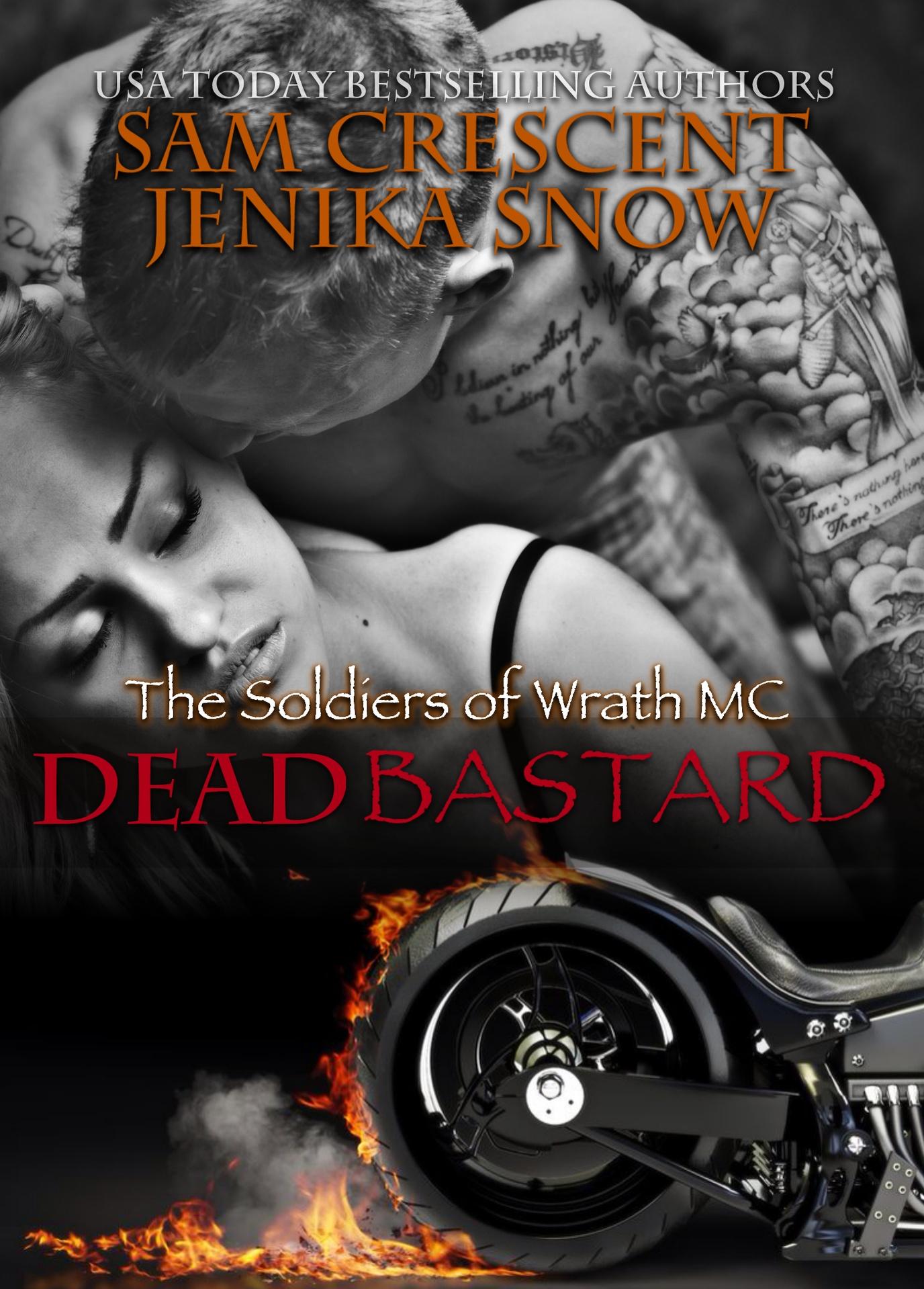 Dead Bastard (OLD COVER)