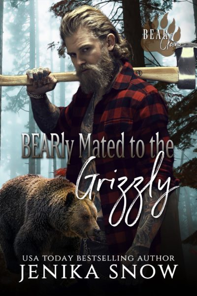 BEARly-Mated-to-the-Grizzly-Kindle