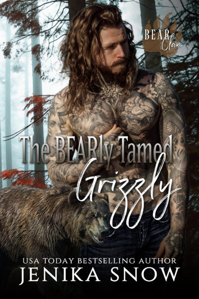 The BEARly Tamed Grizzly eBook