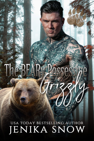 The BEARly Possessive Grizzly eBook