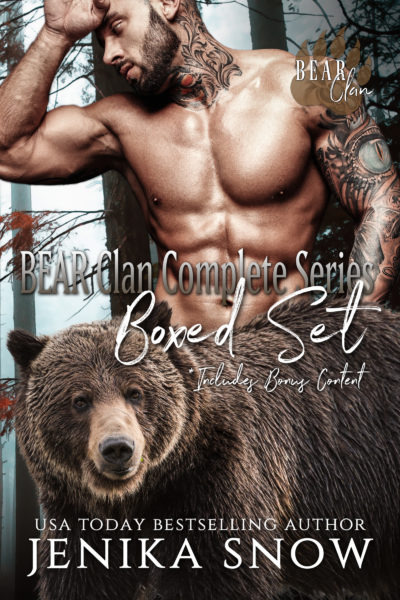 Bear Clan Complete Series Boxed Set eBook
